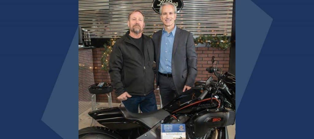 2019 Harley winner