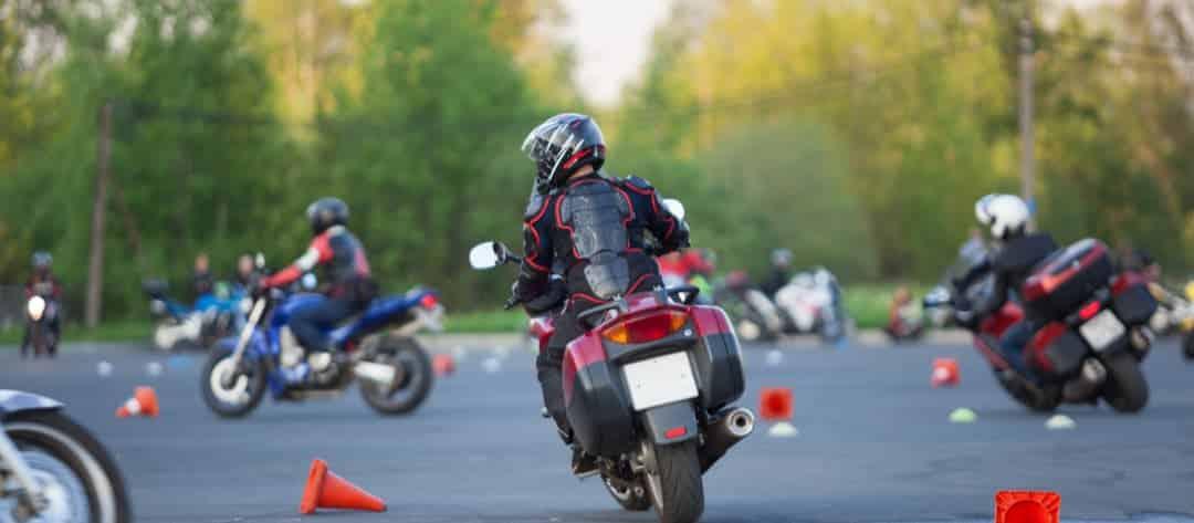 motorcycle riding skills
