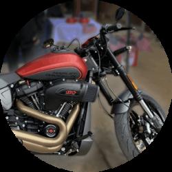 Win a Harley